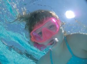 alexa snorkeling