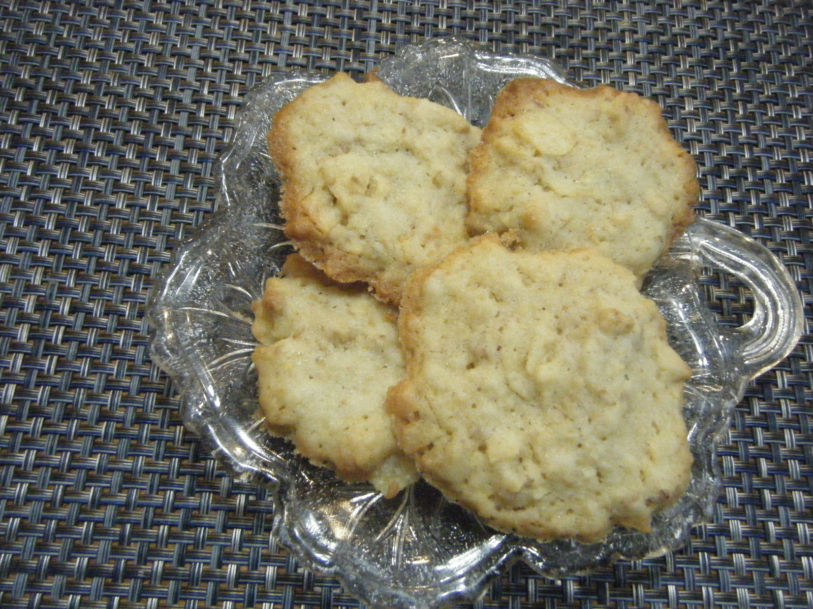 Potato Chip Cookies Recipe — Dishmaps
