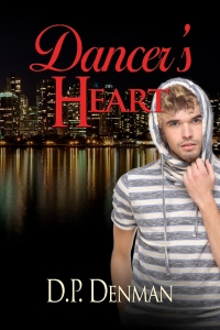Dancer's Heart Cover 640x960