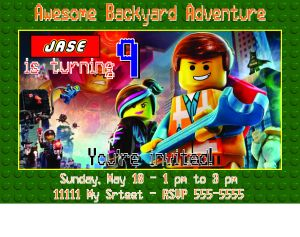 Jase 9 invitation