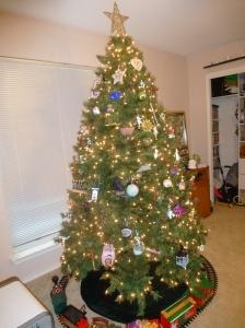 Upstairs/Office tree