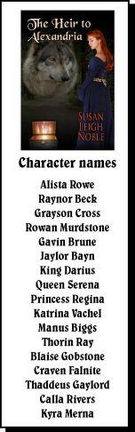 alexandria-names
