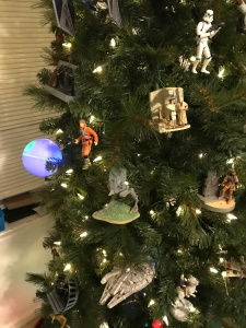 A Star Wars Christmas Tree Into Another World