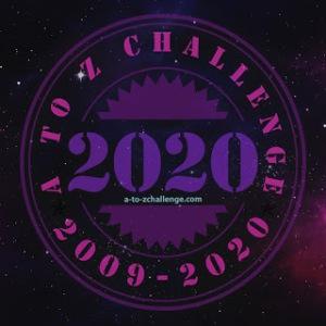 #AtoZChallenge 2020 recap