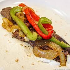 Recipe of the Month – Beef Fajitas